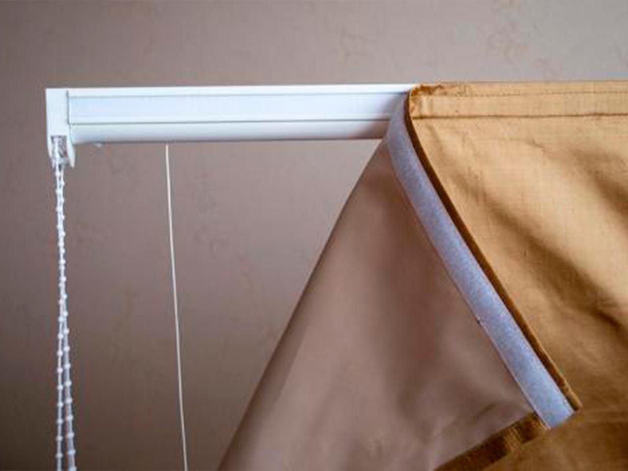 Карниз для римская штора своими руками пошаговая инструкция фото